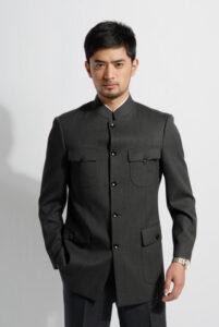 Mao suit / Zhongshan suit — Sun Yat-sen / Mao Zedong