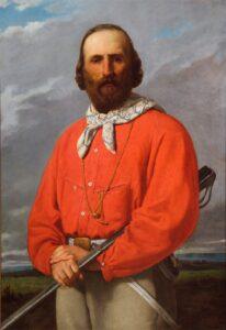 Blusão / Camicia Rossa — Giuseppe Garibaldi