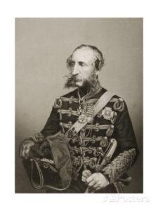 Cardigan — James Brudenell, 7º Earl de Cardigan