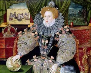 Colar elizabetano — Isabel I (Elizabeth)
