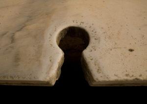 Latrina romana
