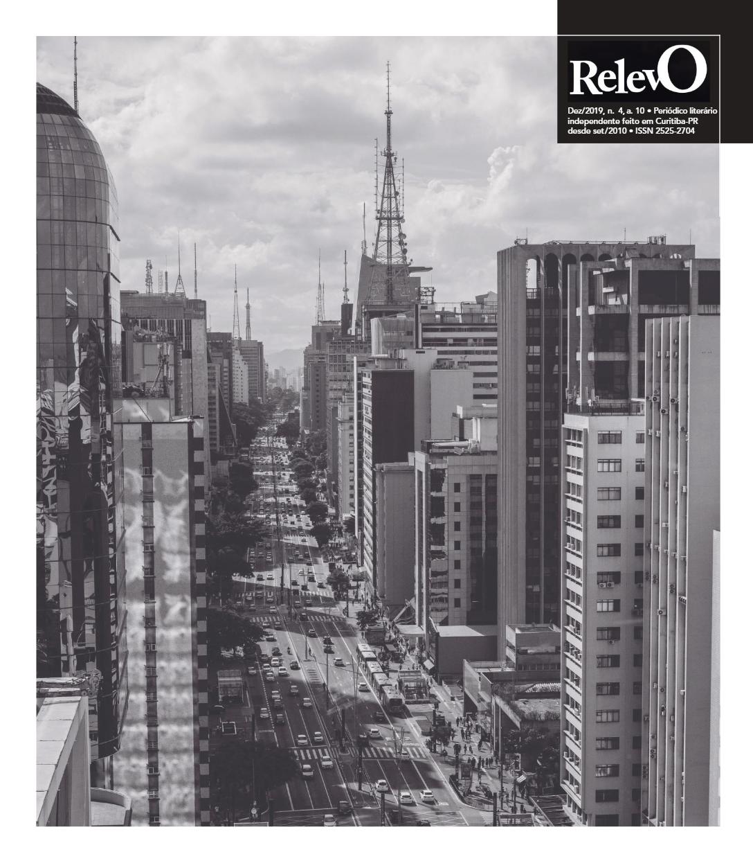 capa Jornal RelevO 12/2019